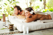 Garden Cabana Couples Massage