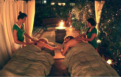 Couples Massage Creative Chakra Spa