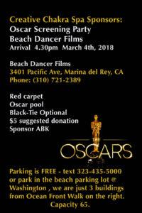 Creative Chakra Oscar Night